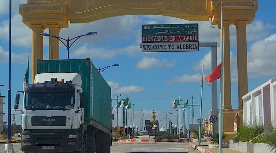 Conect dénonce taxe transporteurs algériens