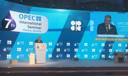 L'Opep augmentera sa production de 757 000 barils/jour