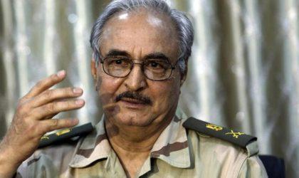Libye : l'armée de Haftar repousse une attaque à Sabha