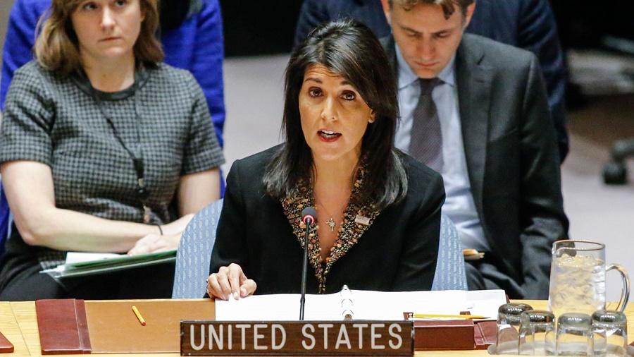 Etats-Unis Conseil des droits de l'Homme