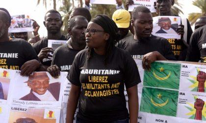 Les rappels des militants mauritaniens contre l'esclavage à Emmanuel Macron