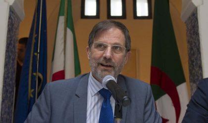 Le ministère des Affaires étrangères répond à l'ambassadeur de l'UE à Alger