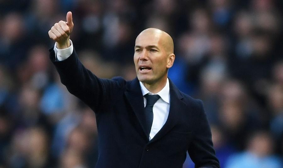 Zidane, le désormais ex-coach du Real.