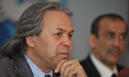 Le ministre annonce à partir de l'Espagne le limogeage de Rabah Madjer