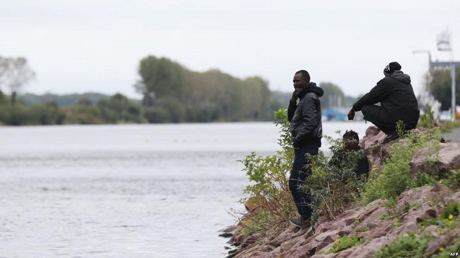 Ghanéen, Migrants