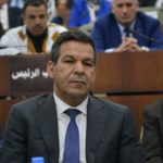 Djellab, Ministre du Commerce