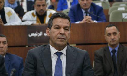 Djellab : «L'émergence des exportations hors hydrocarbures est aussi une question de culture nouvelle»