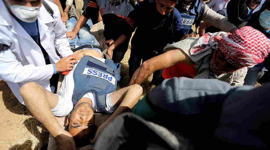 Ghaza agressions israéliennes