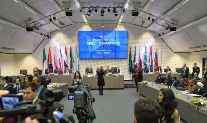 Guitouni au 7e séminaire international de l'Opep à Vienne