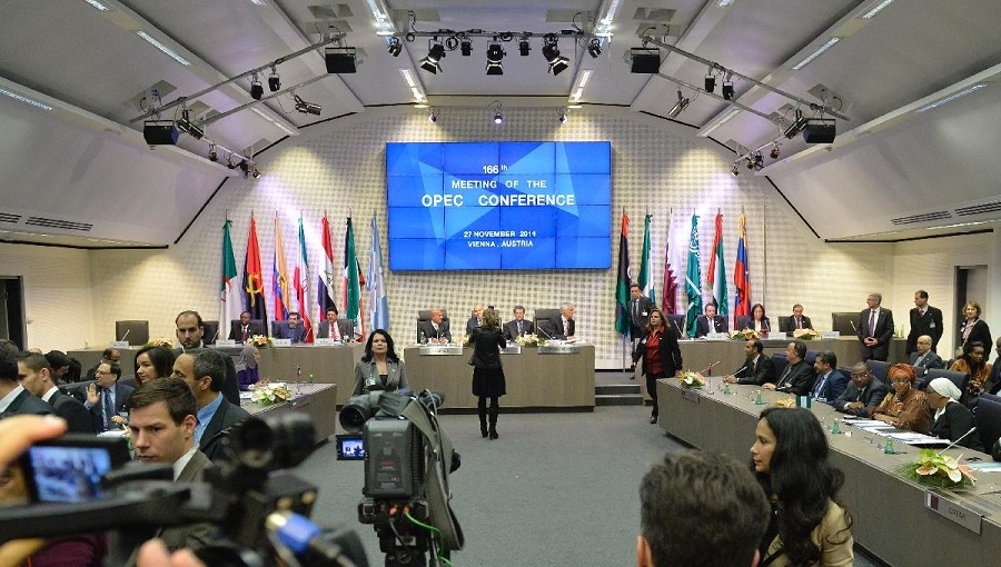 Vienne, OPEC conference