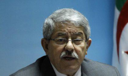 Que cache le déchaînement des islamistes contre Ahmed Ouyahia ?
