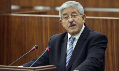 Ouyahia : «L'Algérie n'acceptera pas d'accueillir des centres pour les migrants clandestins»
