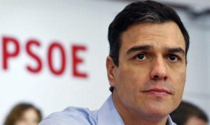 Espagne: Rajoy renversé, le socialiste Sanchez au pouvoir