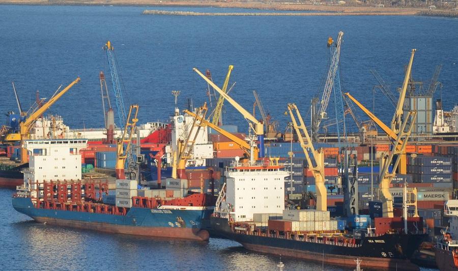 Port d'Alger Djellab