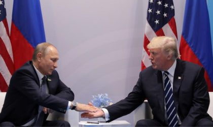 Etats-Unis-Russie : accord pour une prochaine rencontre Poutine-Trump