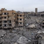 Raqqa destruction coalition Etats-Unis