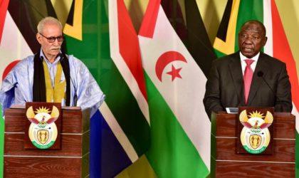 Demande de l'application de la résolution 677 de l'UA pour la décolonisation du Sahara Occidental