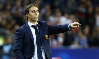 Julen Lopetegui : nouvel entraîneur du Real Madrid