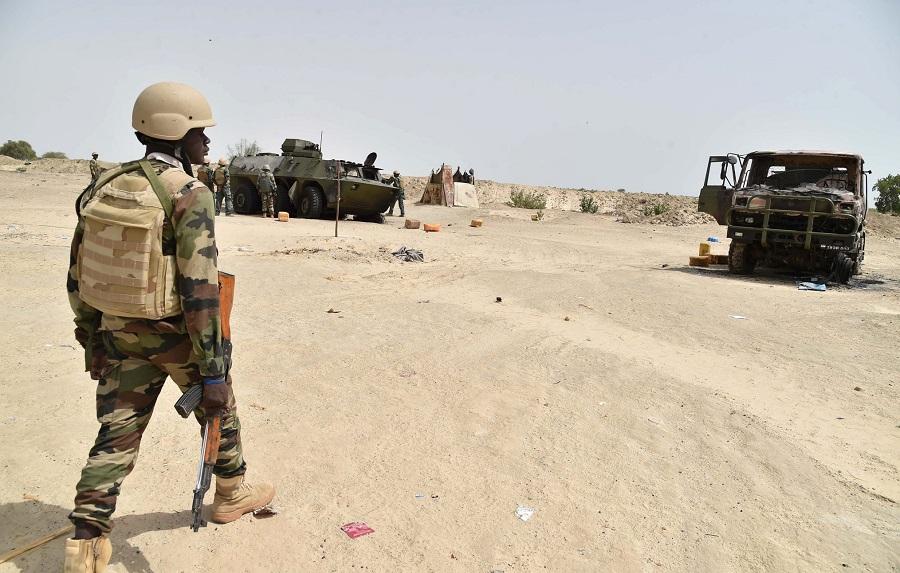 Niger affrontements