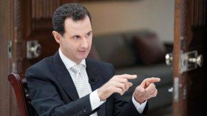 Syrie Al-Assad