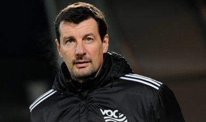 USM Alger: le Français Thierry Froger nouvel entraîneur