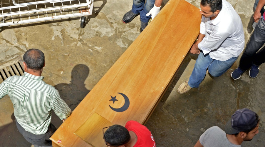 migrants morts responsables limogés