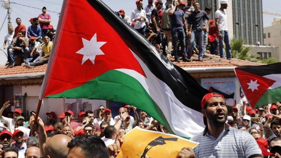 Jordanie crise sociale