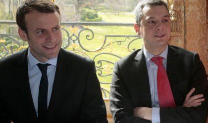 Plainte en France contre le bras droit du président Macron