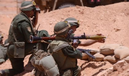 Trois terroristes se rendent aux autorités militaires de Tamanrasset