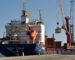 Première exportation de ciment réalisée par Cnan Nord pour le compte de Gica