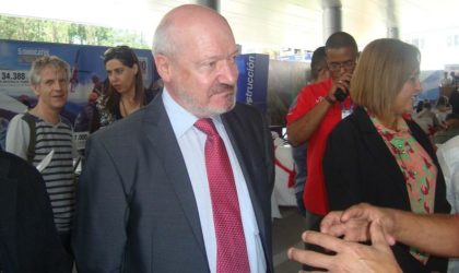 Crise libyenne : Messahel reçoit l'envoyé spécial français pour la Libye