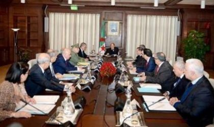 Bouteflika tiendra un Conseil des ministres ce mercredi