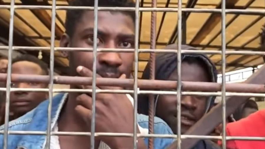 trafic esclaves Libye