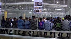centres de détention pour migrants mexicains illégaux