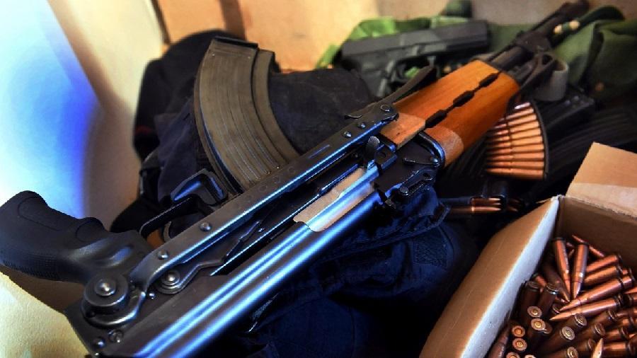 fusil police