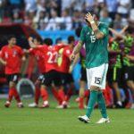 Coupe du monde élimination Allemagne