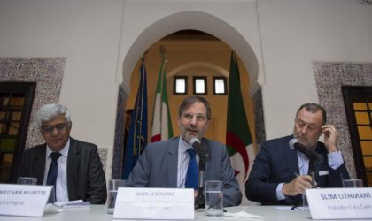 Le ministère des Affaires étrangères convoque l'ambassadeur de l'UE en Algérie