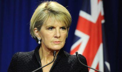 MAE australienne: «Nous ne transférerons pas notre ambassade à Jérusalem»