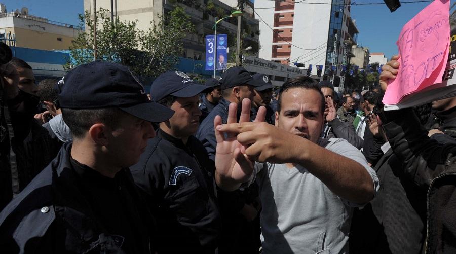 manifestation Bouteflika