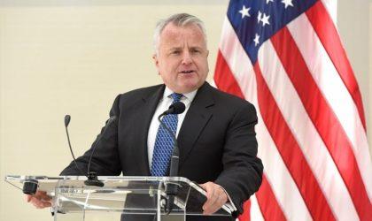 Les Etats-Unis pour une solution garantissant l'autodétermination du peuple sahraoui
