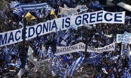 Accord historique avec la Grèce: la Macédoine change de nom et devrait adhérer à l'UE