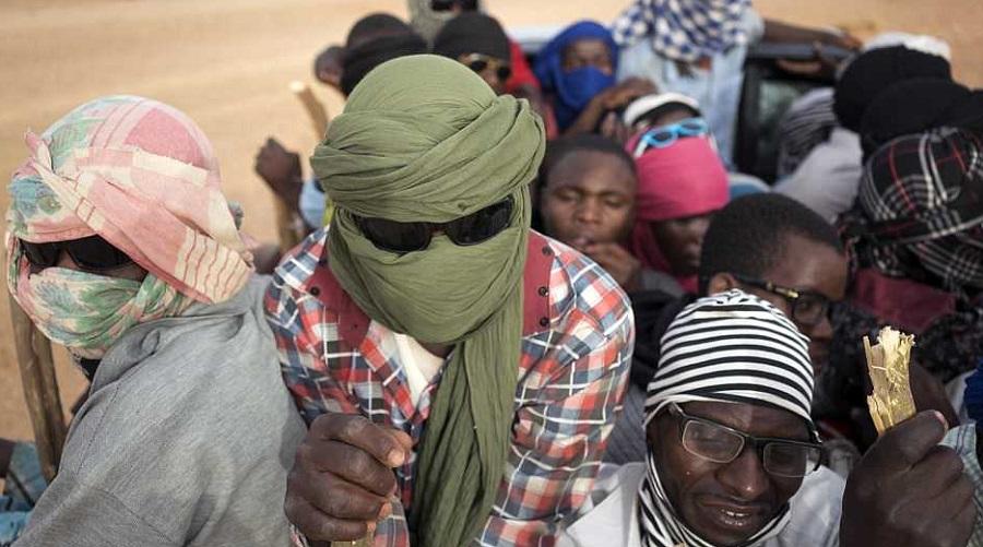 migrants AP Algérie