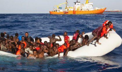 Paris-Londres : un accord pour freiner l'immigration clandestine par la Manche