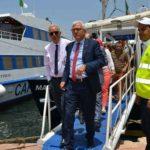 ligne maritime Oran-Aïn Turck