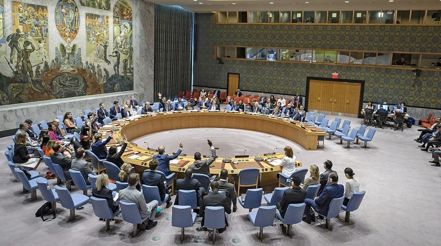 élection membres non permanents conseil de sécurité