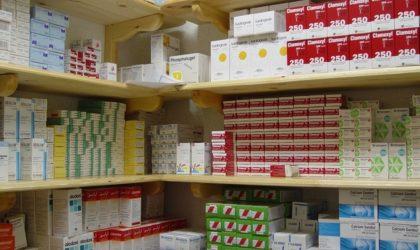 Les importations de médicaments en nette hausse sur les cinq premiers mois