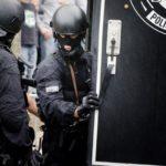 police ultradroite