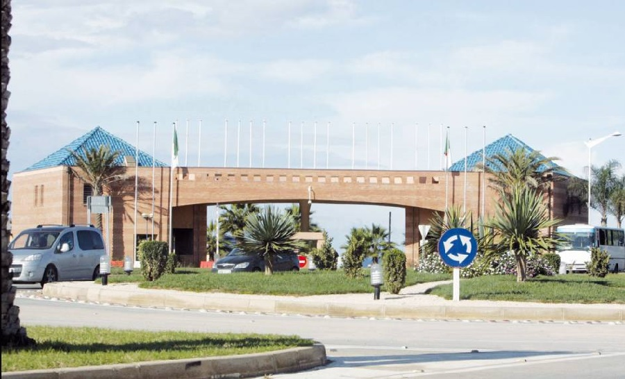 «Sahel», résidence d'Etat 3