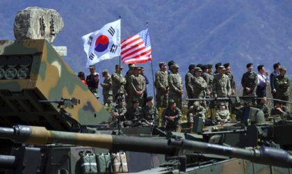 Séoul va suspendre ses exercices militaires avec Washington en août