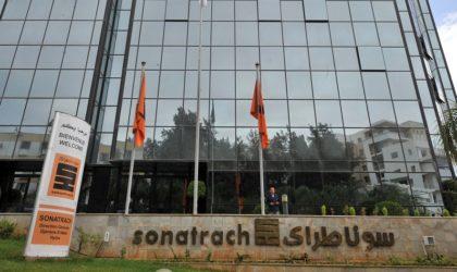 Skikda : des travailleurs de Sonatrach observent un sit-in